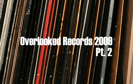 Overlooked Records (Pt. 2)