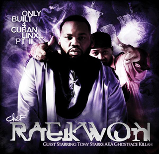 Raekwon - Only Built 4 Cuban Linx... Pt. II