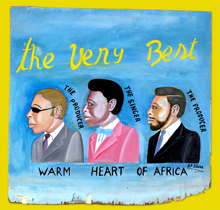 The Very Best - Warm Heart of Africa