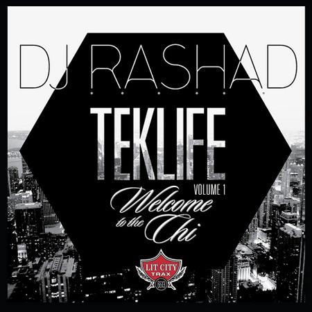 DJ_Rashad–Teklife_Volume _1