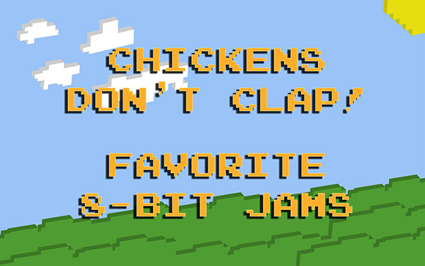 CDCs Favorite 8-Bit Jams